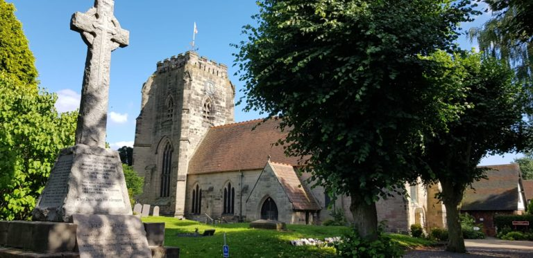 9th century Polesworth Abbey