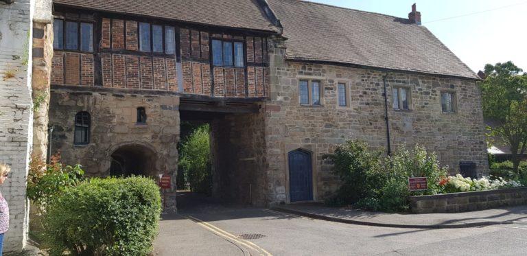 9th century Polesworth Abbey Gatehouse